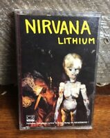 NIRVANA Lithium Single on Cassette Tape Been a Son Live