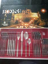 WMF Rom Cromargan Tafelbesteck 24 Teile Neu & OVP