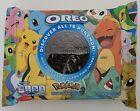 NEW Nabisco Oreo Pokemon Chocolate Sandwich Cookies FREE WORLDWIDE SHIPPING
