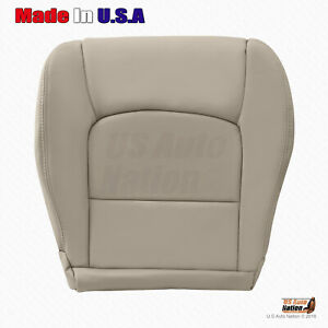 For Lexus LX470 1998 to 2007 LX 470 - Driver Side Bottom Vinyl Seat Cover Tan