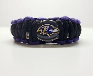 NFL Baltimore Ravens Charm Bracelet