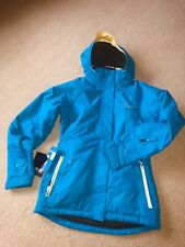 BRAND NEW LADIES DARE2B SNOW, SKI JACKET, METHYL BLUE, SIZE 8