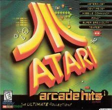 ATARI ARCADE HITS VOL 1 w/1Click 32/64 Windows 10 8 7 Vista XP Install
