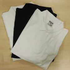 Polo Shirts pack of 3 - BLUE or WHITE- Plus Size 4XL, 5XL & 6XL