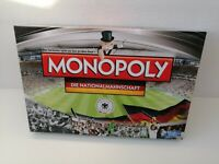 Monopoly die Nationalmannschaft von Hasbro Gesellschaftsspiel Brett Familien