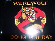 Doug Mulray Werewolf Australian CD Single – Like New