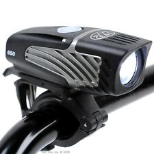 Niterider Lumina Micro 650 Lumens Cree LED Bicycle Headlight USB Rechargeable