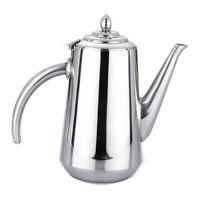 Tea Kettle Stainless Steel Coffee Kettle Water Coffee Tea Maker Pot 2L