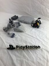 Sony PlayStation Ps1 PS One Classic SCPH-101 White W/ Guaranteed 30 Day Warranty