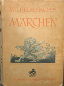 Wilhelm Hauffs MÄRCHEN v. 1945