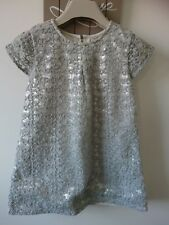 Next girl party holiday ocassion sequins dress 2-3 years excellent condition