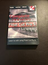Class on Demand: Complete Training for Final Cut Pro 5 Apple FCP Training DVD