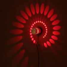 3W 220V Spiral Light Bulb Wall Lamp Hallway Porch Lights KTV Club Porch Hall