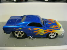 Muscle Machines MM Pontiac GTO Blue M2 HW Hot Wheels THunt Loose 1/64 Funlines