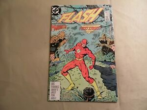 The Flash #21 (DC 1988) Free Domestic Shipping