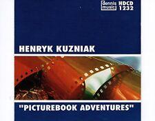 CD HENRYK KUZNIAK picturebook adventures DENNIS MUSIC 1995 EX+