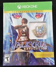 Valkyria Revolution Vanargand Edition **XBOX ONE**NEW**