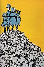 WW2 - Photo Affiche soviétique - Sans commentaire