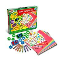 Crayola My First Super Stamping Kit Activity 100+ Pieces