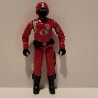 G.I. Joe ARAH 1985 CRIMSON GUARD Action Figure NEAR PERFECT MINT++!!