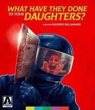 WHAT HAVE THEY DONE TO YOUR DAUGHTERS [EDIZIONE: STATI UNITI] USED - VERY GOOD D