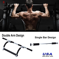 "24-39"" Doors Home Gym Exercise Strength Doorway Chin Up Bar Pull Up Exercise US"