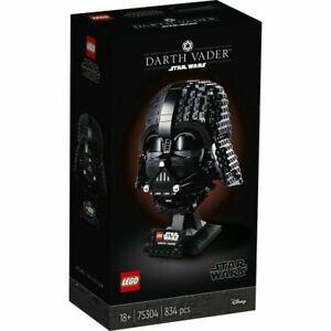 Brand New & Sealed LEGO Star Wars Darth Vader Helmet 75304