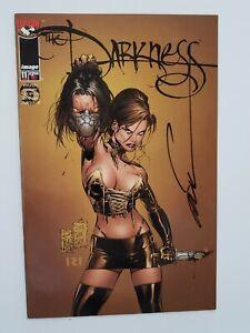 Darkness #11 Signed by Marc Silvestri (Image 1998)  Ennis   NM Make Offer
