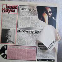 Isaac Hayes Pop Gold LP Album Club RE Vinyl Schallplatte 157380