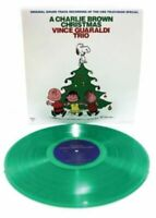 Vince Guaraldi Trio - A Charlie Brown Christmas - New Sealed Green Vinyl