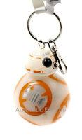 NEW Disney Parks BB-8 Keychain Droid w/ Lights & Sounds Star Wars Force Awakens