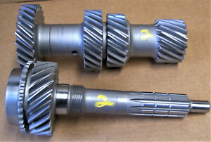 Muncie 4 Speed M20 O.E. Input and Cluster Big Pin 1966 - 1970 10 Spline