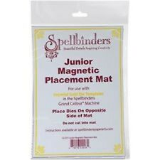 "SPELLBINDERS GRAND CALIBUR JUNIOR MAGNETIC PLACEMENT MAT 8.25"" X 6""  GC-015 NEW"