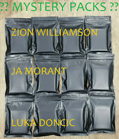 NBA Mystery Pack x1 - ⭐ Luka Doncic, Zion, Ja, LeBron, Silvers, Auto, Inserts ⭐