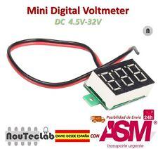 0.36 Inch 4.5V-32V Mini Digital Voltmeter Voltage Tester Meter LED Screen