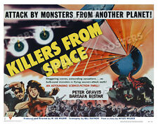 KILLERS FROM SPACE LOBBY CARD POSTER HS-B 1954 PETER GRAVES BARBARA BESTAR