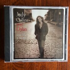 Judy Collins Sings Dylan - Just Like a Woman CD Geffen GEFD-24612 New Sealed