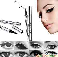 Waterproof Super Black Liquid Eyeliner Long-lasting Eye Liner Pencil Pen Makeup