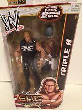 WWE HHH Wrestling figure Mattel Elite Toy Lot Of 1 Flashback Evolution DX WCW