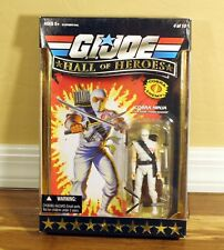 GI Joe Storm Shadow Figure Hall of Heroes 25th Anniversary Selections NEW SEALED