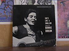 BONNIE DOBSON, SHE'S LIKE A SWALLOW - PRESTIGE LP 13021