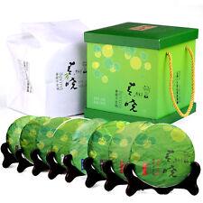 200g * 8 cake raw puerh tea raw puer tea green tea Chun Xiao Year 2012