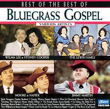 """BLUEGRASS GOSPEL, CD """"BEST OF THE BEST"""" NEW SEALED"""