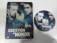 CUESTION DE HONOR PRIDE AND GLORY DVD STEELBOOK EDWARD NORTON COLIN FARRELL