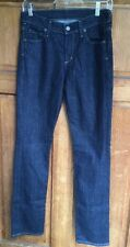 Citizens Of Humanity Elson Jeans Medium Rise Straight Leg Size 27