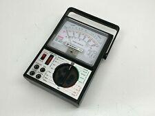 Bk Precision 214 Range Analog Multimeter Multitester