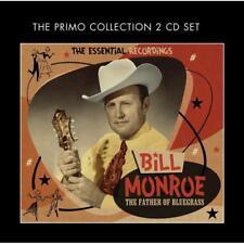 MONROE BILL - THE FATHER OF BLUEGRASS: El E NUEVO CD