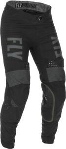 Fly Racing Lite Pants | Black/Grey | Choose Size
