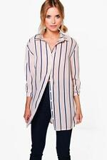 Boohoo Striped T-Shirts for Women