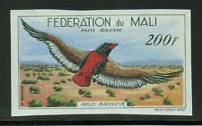 Mali - 1960 Airmail - Birds - 200F, IMPERFORATED